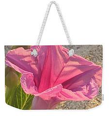 Pretty In Pink Weekender Tote Bag by LeeAnn Kendall
