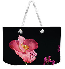 Pretty In Pink Summer Blossom Weekender Tote Bag