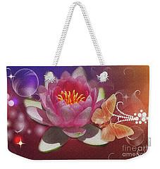 Pretty Items Weekender Tote Bag by Geraldine DeBoer