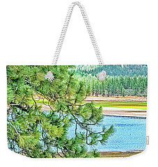 Pretty Maids All In A Row                                                            Weekender Tote Bag by Nancy Marie Ricketts
