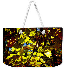 Pretty Nature Weekender Tote Bag