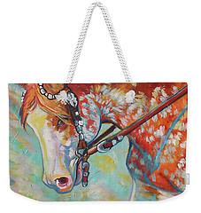 Pretty Paint Weekender Tote Bag