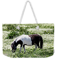 Pretty Painted Pony Weekender Tote Bag by James BO Insogna