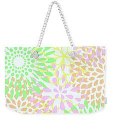 Pretty Pastels Weekender Tote Bag