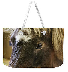 Pretty Pony Weekender Tote Bag