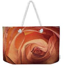 Pretty Rose Weekender Tote Bag