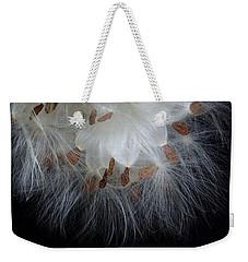 Pretty Seeds -ugly Weeds Weekender Tote Bag