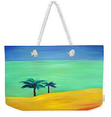 Pretty Simple Weekender Tote Bag
