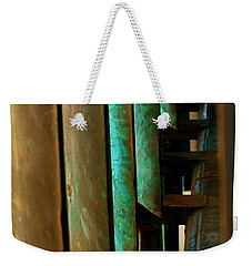 Price Tower Copper Detail 2 Weekender Tote Bag