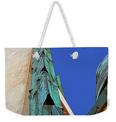 Price Tower One Weekender Tote Bag