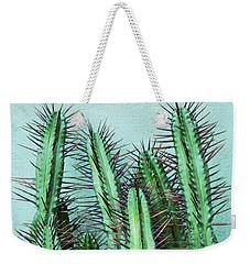 Prick Cactus Weekender Tote Bag