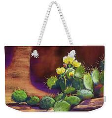 Pricklies On A Ledge Weekender Tote Bag