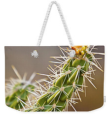Prickly Branch Weekender Tote Bag