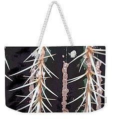 Prickly Business 2 Weekender Tote Bag