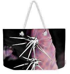 Prickly In Pink Weekender Tote Bag