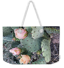 Prickly Pear Weekender Tote Bag