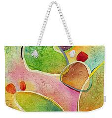 Prickly Pizazz 1 Weekender Tote Bag by Hailey E Herrera