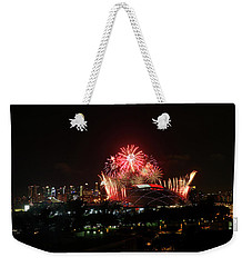 Pride City Weekender Tote Bag