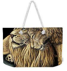 Pride Love Weekender Tote Bag
