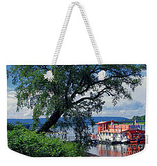 Pride Of The Susquehanna Weekender Tote Bag