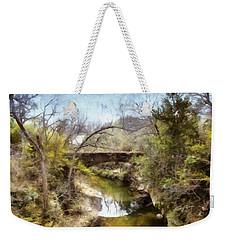 Bridge At The Zoo Weekender Tote Bag by Ricky Dean