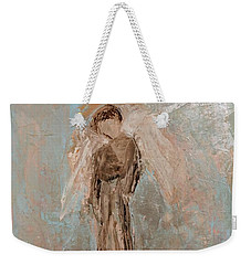 Priest Angel Weekender Tote Bag