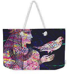 Priestess In Moongarden  Weekender Tote Bag