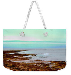 Prim Point Beach Weekender Tote Bag