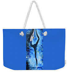 Prima Ballerina #1 Weekender Tote Bag by Gary Smith