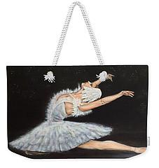 Prima Ballerina Weekender Tote Bag