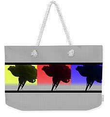 Primarily Yours - True Colors - Original Photo Collage Design Weekender Tote Bag