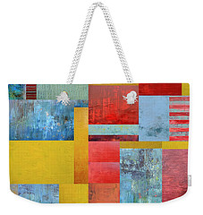 Primary Compilation 3.0 Weekender Tote Bag