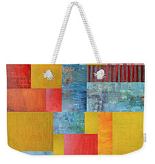 Primary Compilation 4.0 Weekender Tote Bag
