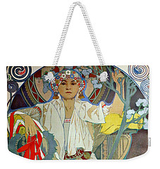 Weekender Tote Bag featuring the photograph Primavera 1914 by Padre Art