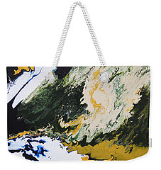 Primeval Weekender Tote Bag