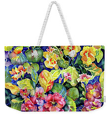 Primrose Patch I Weekender Tote Bag