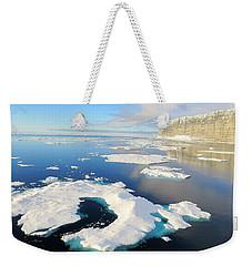 Prince Leopold Island Weekender Tote Bag