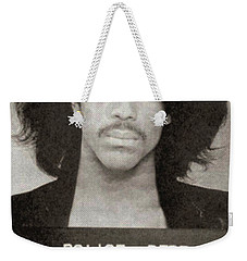 Prince Mug Shot Vertical Weekender Tote Bag