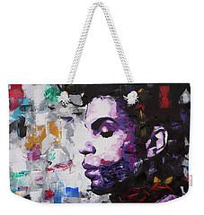 Prince Musician II Weekender Tote Bag