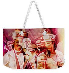 Prince Of Ethiopia - Wedding Weekender Tote Bag