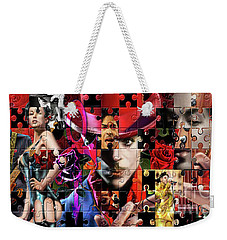 Prince Puzzle Of Missing Pieces 1 Weekender Tote Bag