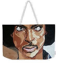 Prince Rogers Nelson Weekender Tote Bag