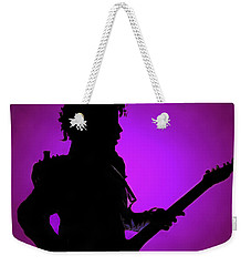Prince Rogers Nelson Weekender Tote Bag by Sergey Lukashin