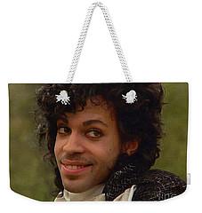 Prince Weekender Tote Bag by Sergey Lukashin