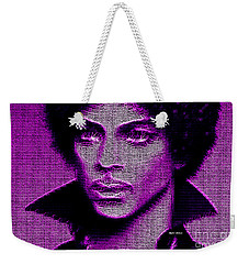 Prince - Tribute In Purple Weekender Tote Bag