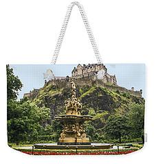 Princes Street Gardens Weekender Tote Bag