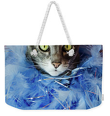 Princess Cat Weekender Tote Bag