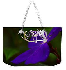 Princess Flower Flow Weekender Tote Bag