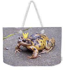 Princess Frog Weekender Tote Bag
