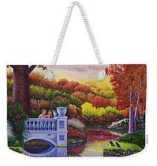 Princess Gardens Weekender Tote Bag